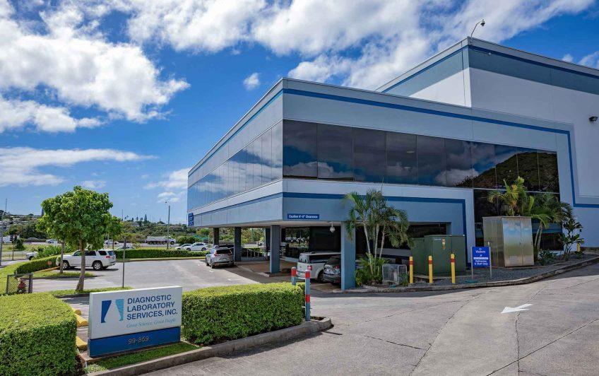 Diagnostic Lab: Central Headquarters: Oahu, Hawaii